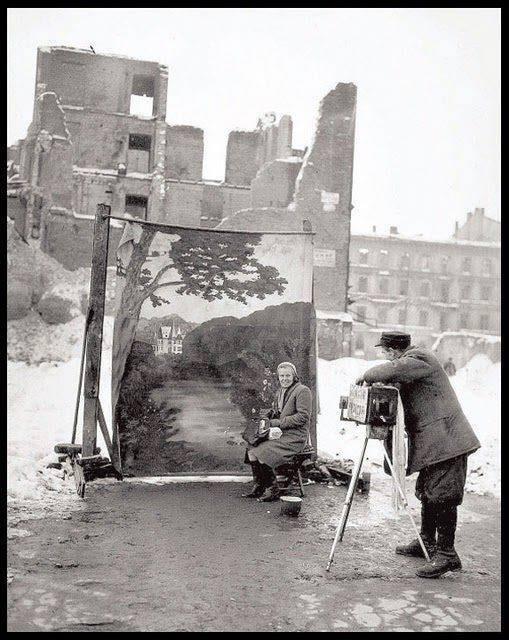 Michael Nash, Warsaw, 1946