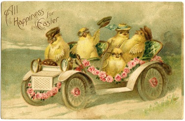 Easter-Chicks-Car-Image-GraphicsFairy1