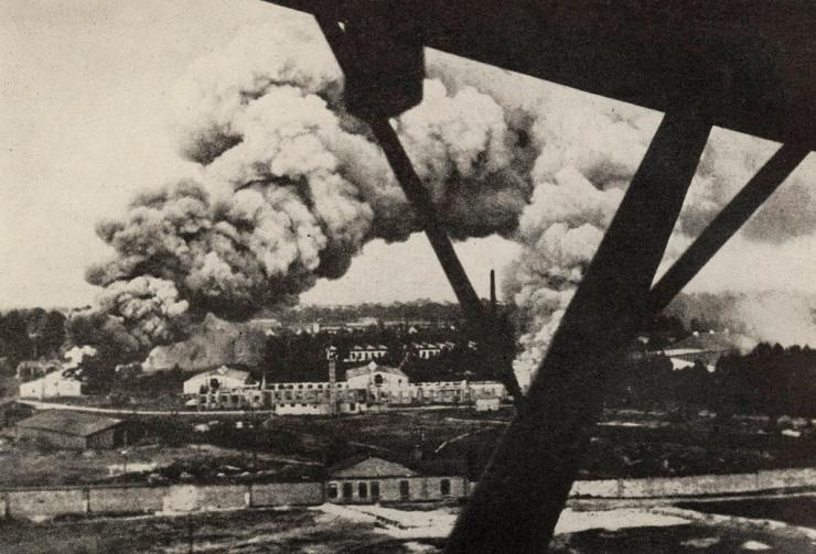Fort Bema. 1939
