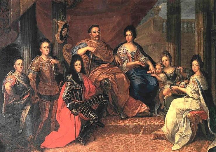 John_III_Sobieski_Family