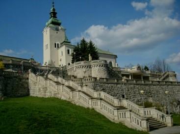 Kościół św.Andrzeja Rużomberku