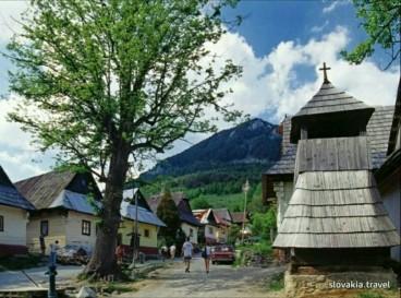 Skansen Vlkolinec
