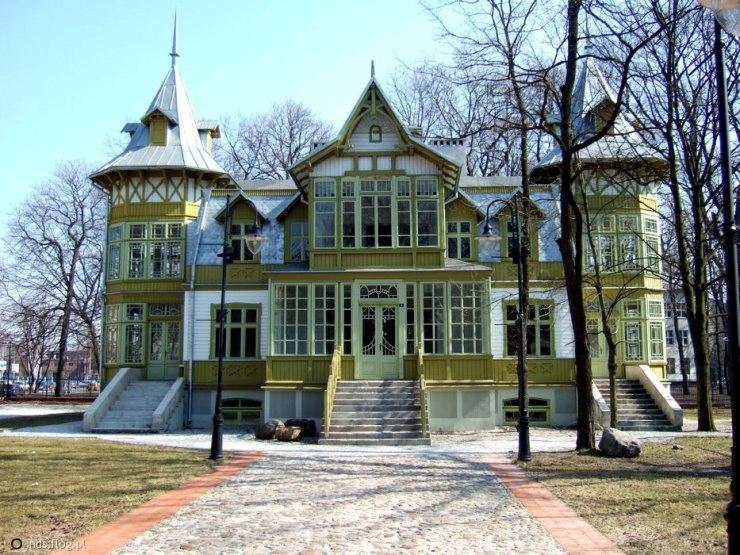 Biała Fabryka. Skansen przy Muzeum Włókiennictwa