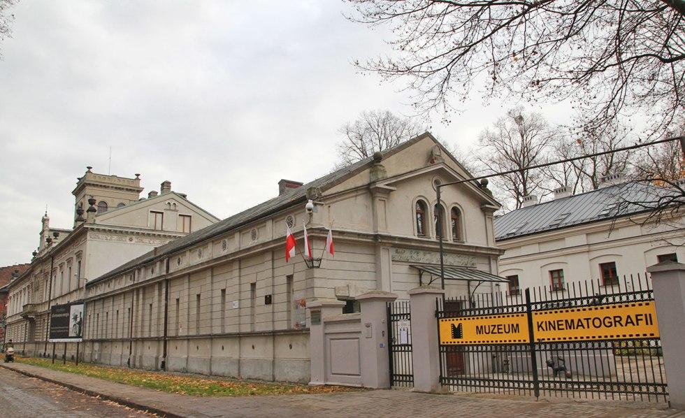 Muzeum Kinematografii w pałacu Scheiblera