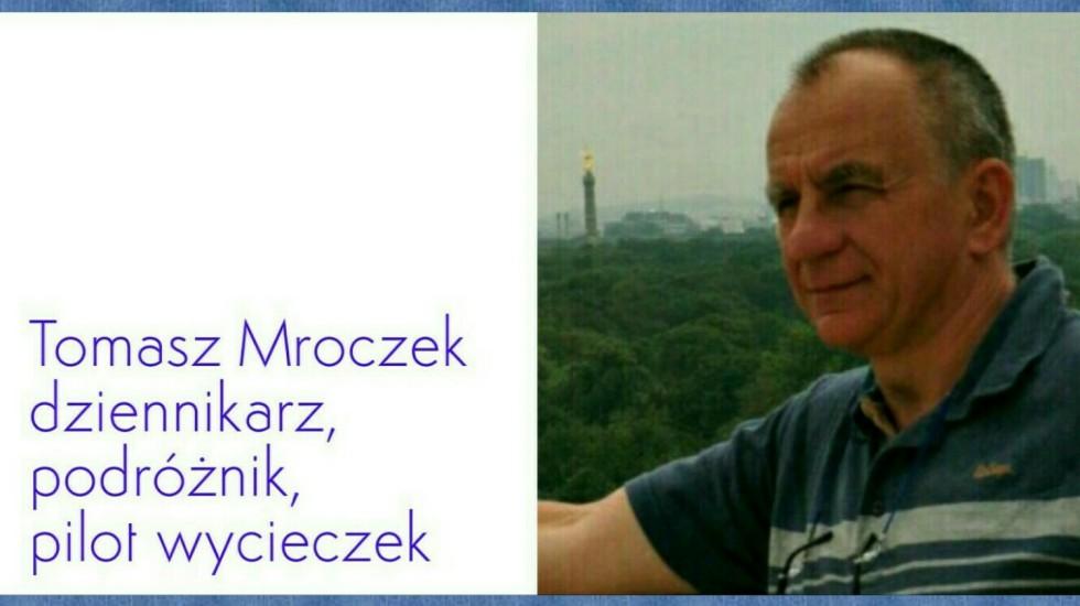 Autor artykułu - Tomasz Mroczek
