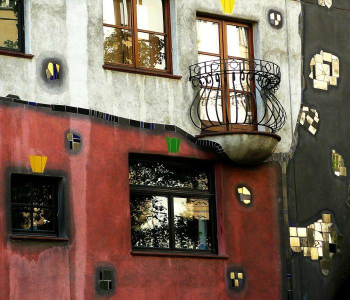 Wiedeń. Kunsthaus. Foto: Pixabay