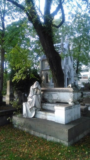 Cmentarz Ewangelicko-Reformowany. Foto: Liliana Kołłątaj