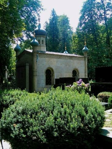 Cmentarz Ewangelicko-Augsburski. Foto: Liliana Kołłątaj