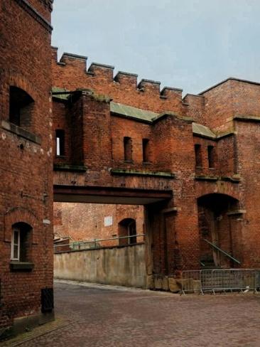 Kraków. Fort Kościuszki. Foto: Aleksandra Świderska