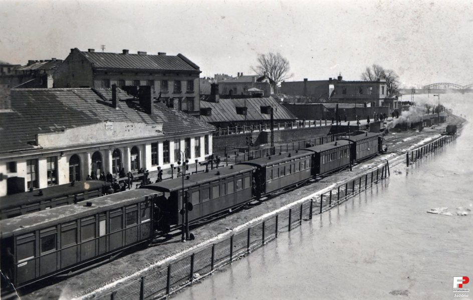 Stacja Most. Foto: archiwum Fotopolska.pl
