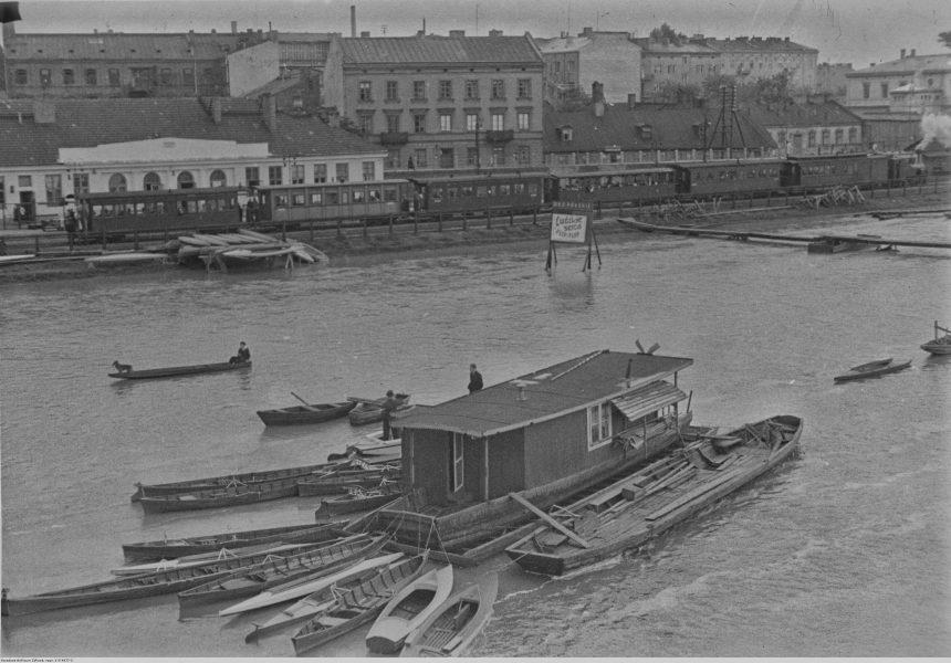 Stacja Most. Foto: archiwum net.