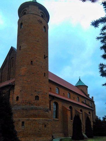 Brochów. Kościół obronny. Foto: Liliana Kołłątaj