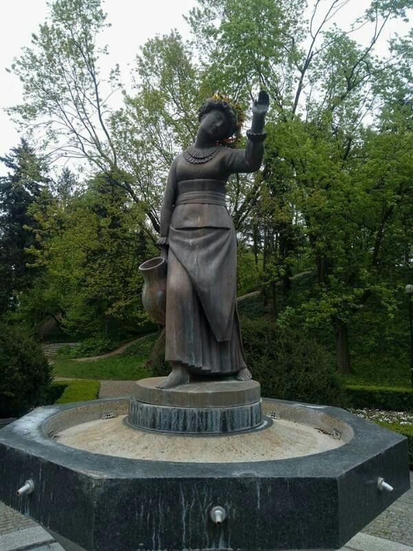 Alina Z Parku Żeromskiego. Foto: Liliana Kołłątaj