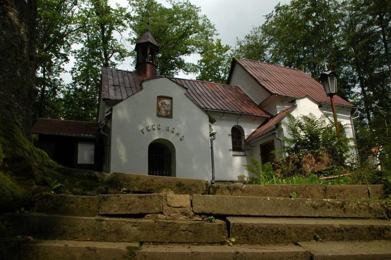 Kaplica Matki Bożej Wspomożenia Wiernych na Cierniaku
