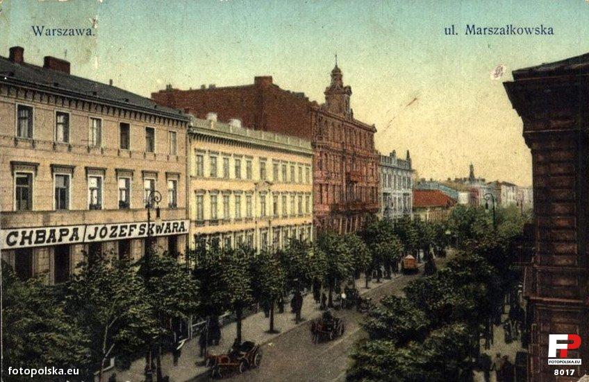 Marszalkowska122 - Sienkiewicza