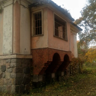 Korczew. Pałacyk Syberia. Foto: Liliana Kołłątaj