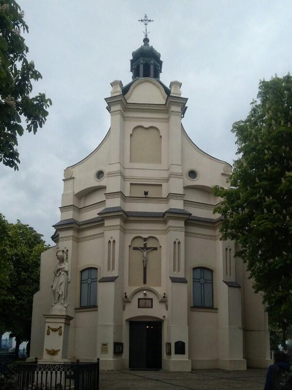 Kościół Farny św. Bartłomieja w Płocku. Foto: Liliana Kołłątaj