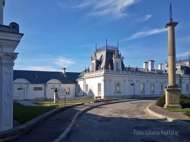 Kozienice. Pałac