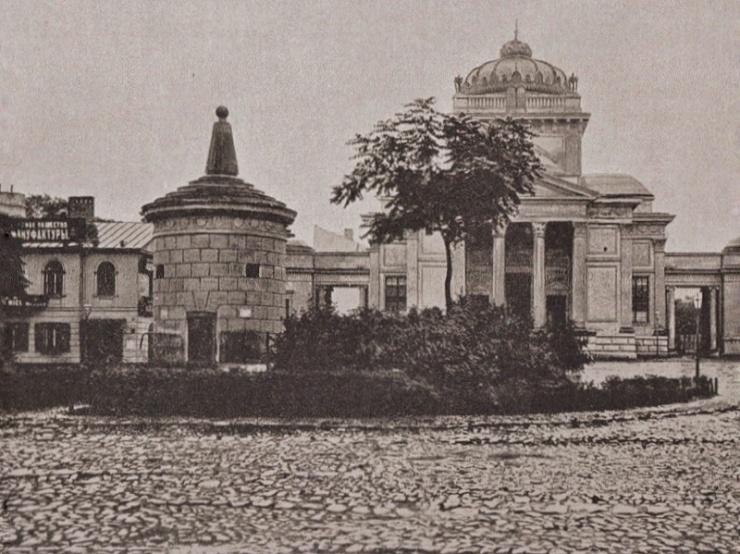 Studnia Gruba Kaśka i Wielka Synagoga