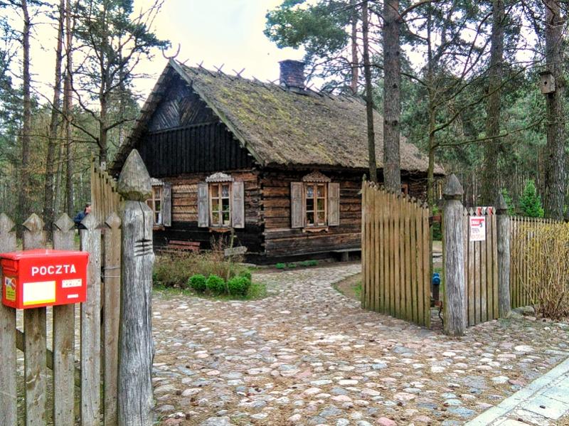 Skansen Kurpiowski w Kadzidle
