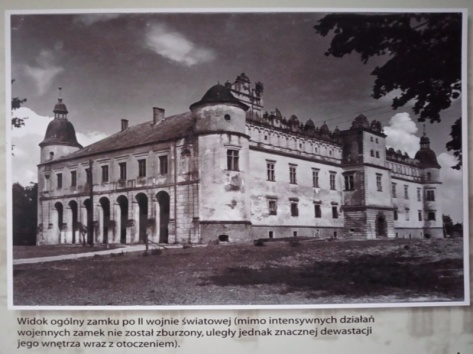 Baranów Sandomierski, archiwalne