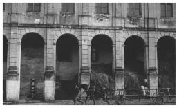 Baranów Sandomierski, zniszczenia