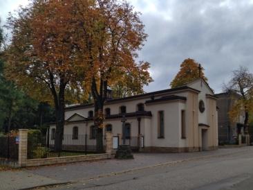 Kościół św.Jozafata przy Powązkowskiej